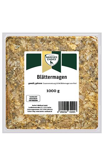 Rinder-Blättermagen, 1 kg