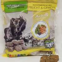 Natures Menu - Frucht Gemüse Nuggets 1kg