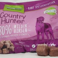 Natures Menu - Country Hunter: Wilder Hirsch Nuggets 1kg