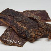 Wasserbüffel-Dörrfleisch 100g