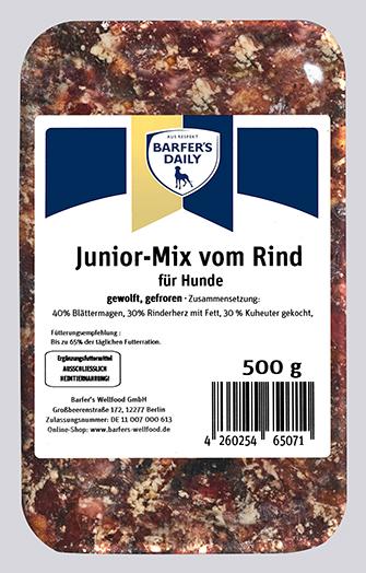 Junior-Mix vom Rind 500g