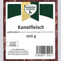 Kamelfleisch 500g