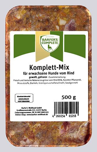 Komplett-Mix 500g