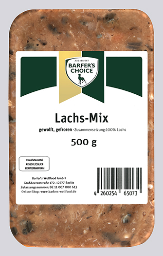Lachs-Mix 500g
