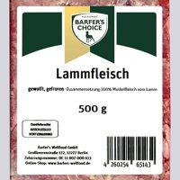 Lammfleisch 500g
