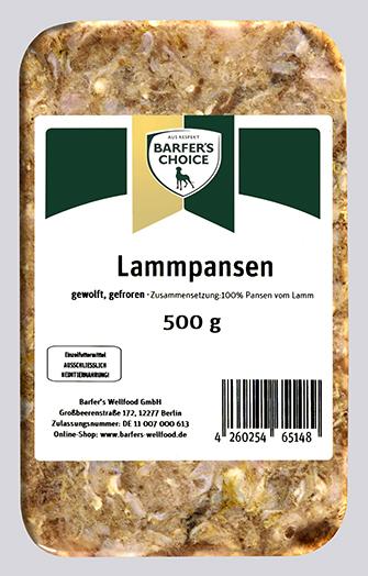Lammpansen 500g