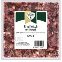 Rindfleisch mit Knorpel 1kg