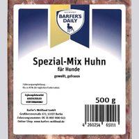 Spezial-Mix Huhn, gewolft, 500g