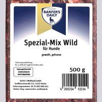 Spezial-Mix Wild, gewolft, 500 g