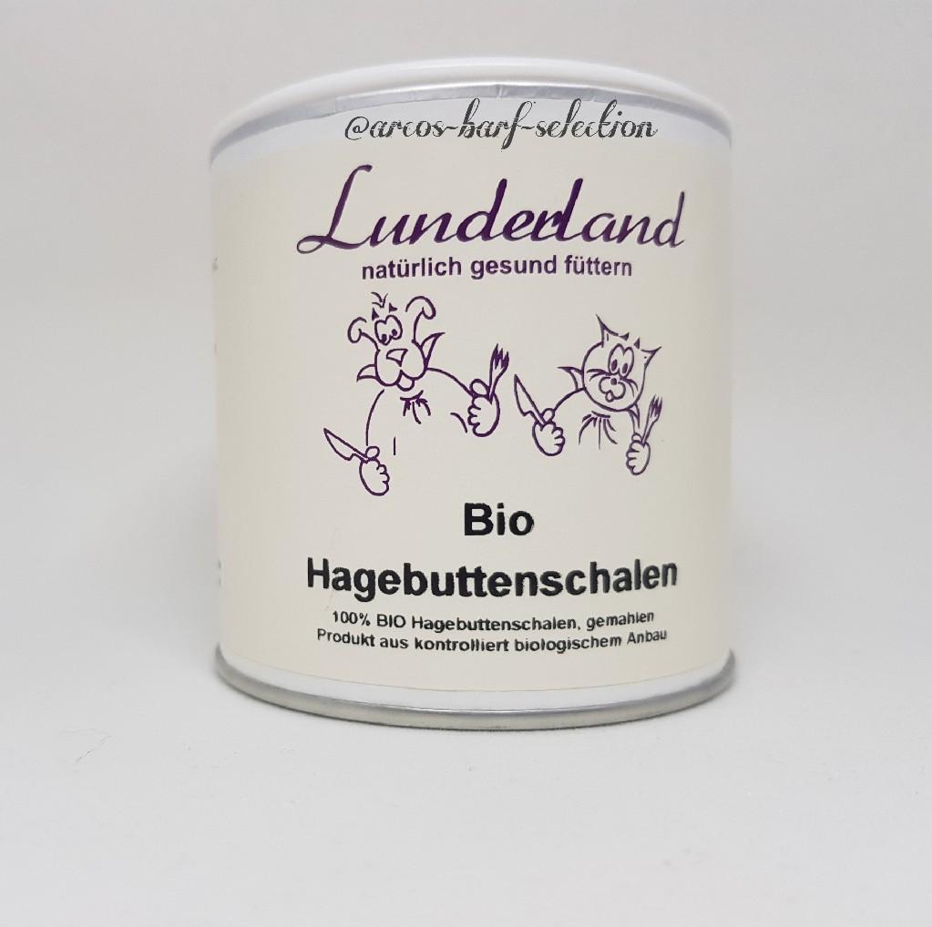 Lunderland Bio-Hagebuttenschalenmehl 150g