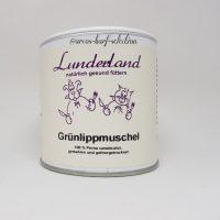 Lunderland Grünlippmuschelpulver 250g
