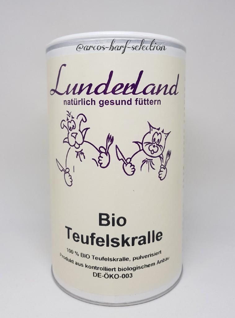 Lunderland Bio-Teufelskralle 250g
