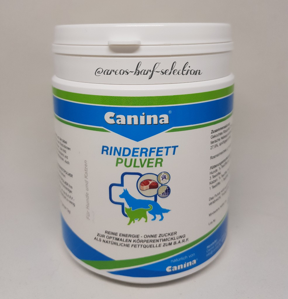 Canina Rinderfett Pulver 250g